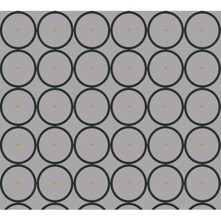 RAFFI - Modern Geometric Color Cream Wallpaper Roll - image 1 de 1