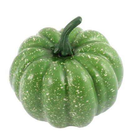 Unique Bargains Green Home Artificial Foam Pumpkins Vegetables Decoration - Unique Halloween Arts And Crafts