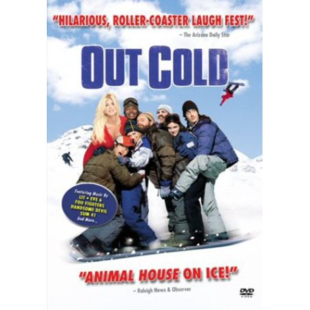 Out Cold (2001) (DVD)](Halloween Nights Out London 2017)