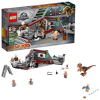 Deals on LEGO 75932 Jurassic World Jurassic Park Velociraptor Chase