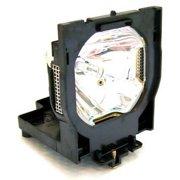 Sanyo PLC-XF40 Projector Housing with Genuine Original OEM Bulb