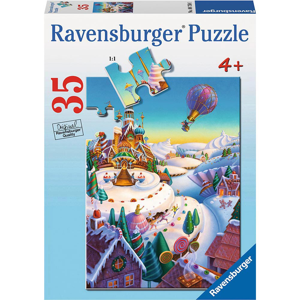 Land of Candy 35 Piece Puzzle