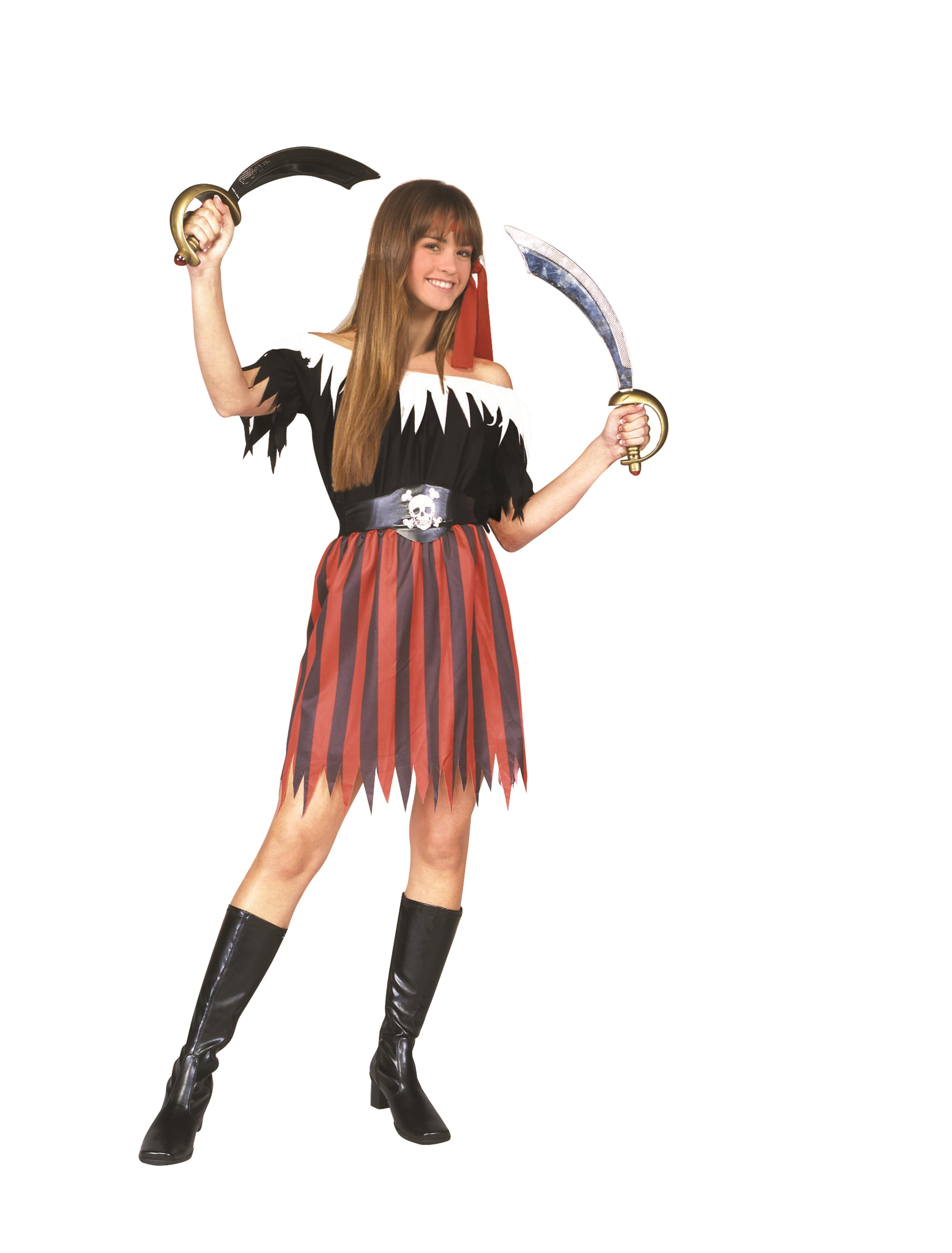 Pirate Girl Teen Costume by RG Costumes