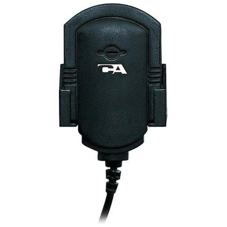 Cyber Acoustics Acm 1B Oem Acm 1 Monitor  Lapel Black Microphone 3 5Mm Plug Pc Voicelink  Acm1b