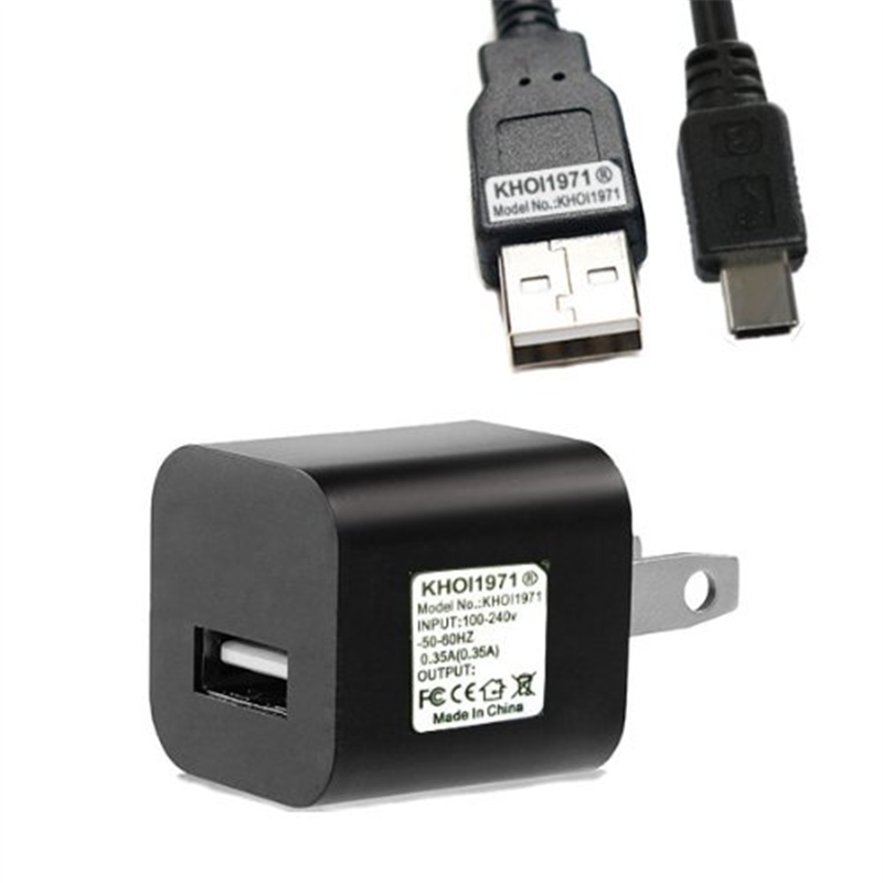 Khoi1971 174 Wall Charger Ac Power Adapter Usb Cable For