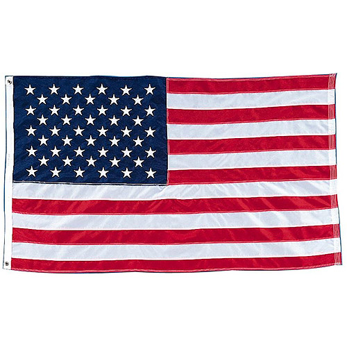 Baumgartens Heavyweight Nylon American Flags by BAUMGARTENS