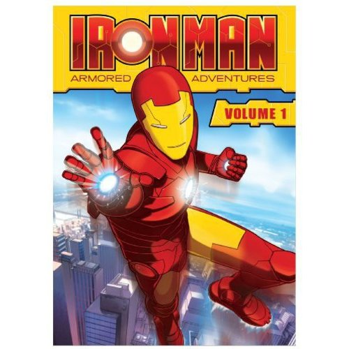Iron Man: Armored Adventures, Vol. 1 (Full Frame)