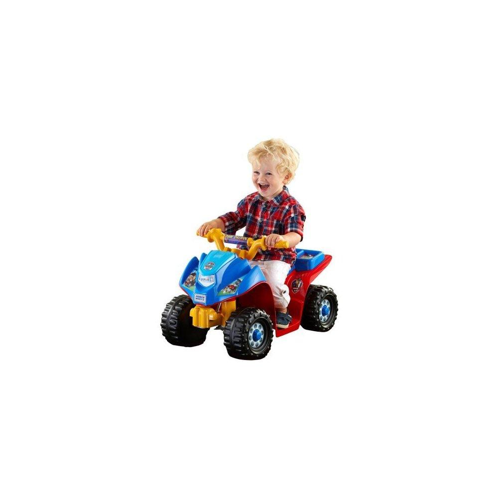 Fisher Price Power Wheels Nickelodeon PAW Patrol Lil' Qua...