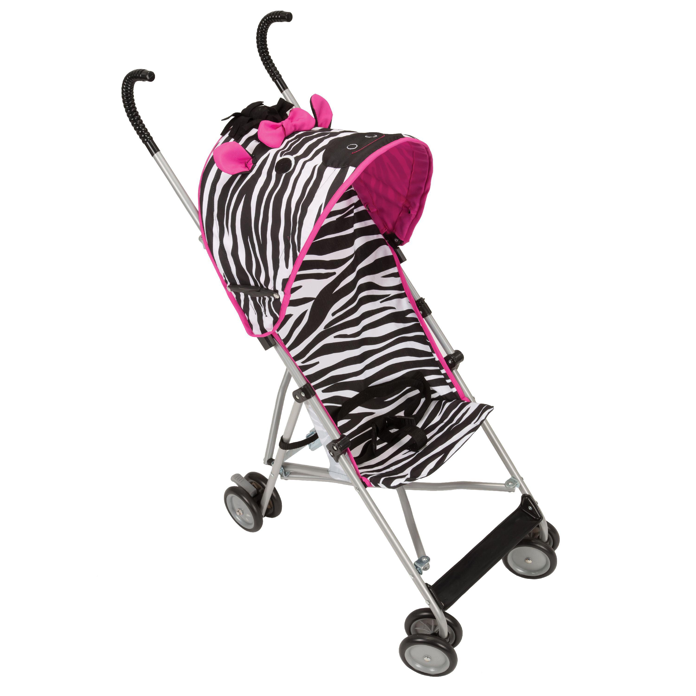 Cosco Comfort Height Character Umbrella Stroller Pink