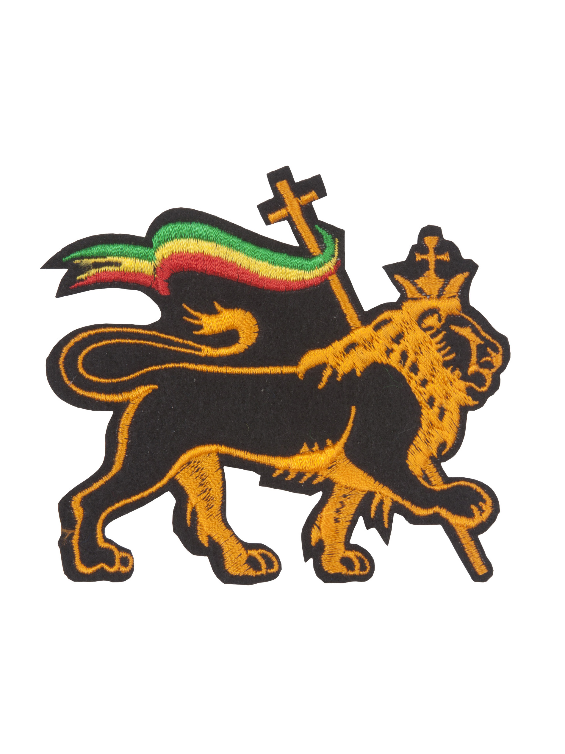 Rasta lion of judah patch image 1 of 1 zoomed image