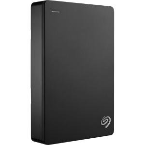 Seagate Backup Plus Portable 4TB External Hard Drive HDD – Black USB 3.0 for PC Laptop and Mac, 2 Months Adobe CC Photography (STDR4000100) (Seagate My Backup Plus)