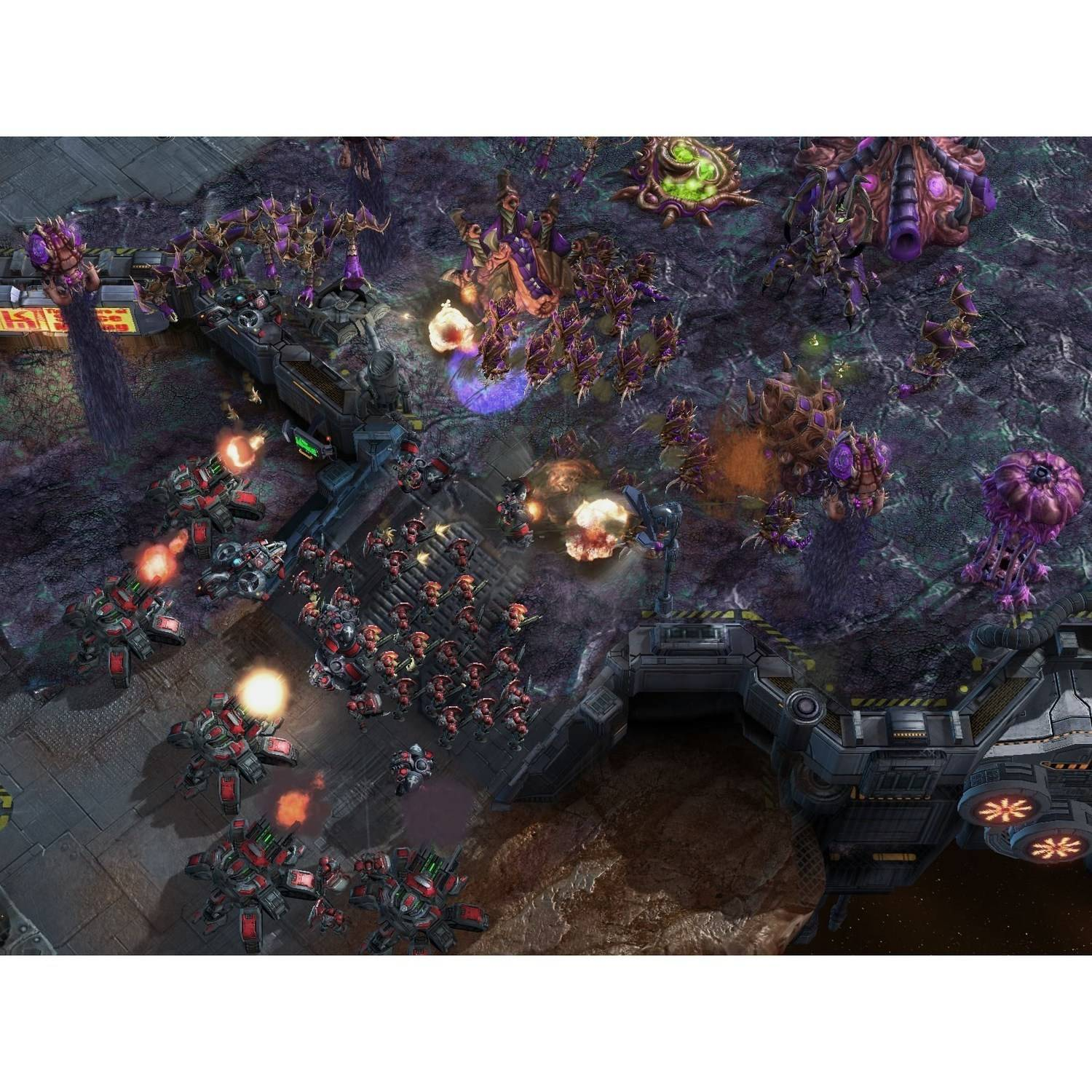 Starcraft II Battle Chest (Wings of Liberty/Heart of Swarm/Legacy Void), Activision Blizzard, PC Software, 047875730076