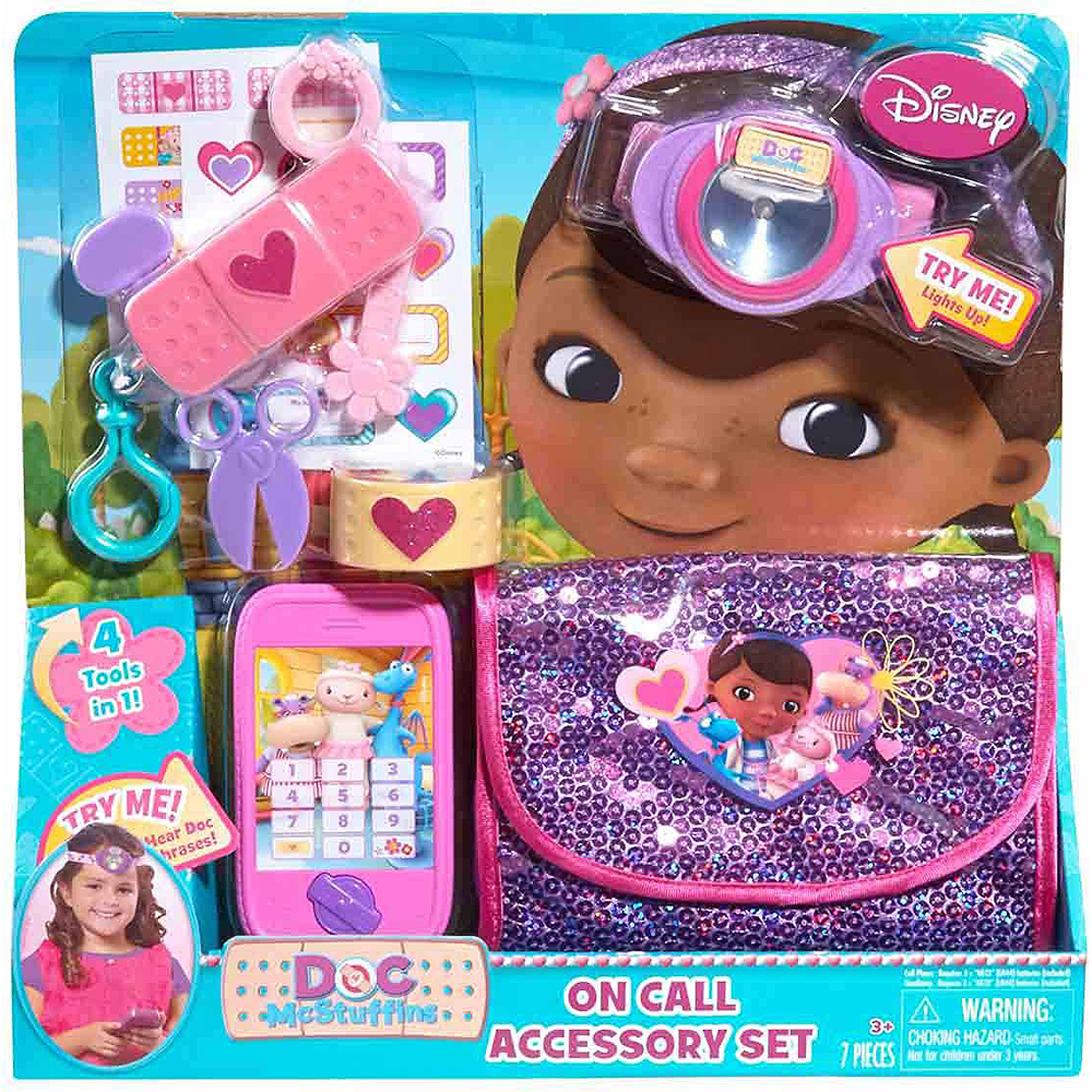 Disney Doc McStuffins On Call Accessory Set