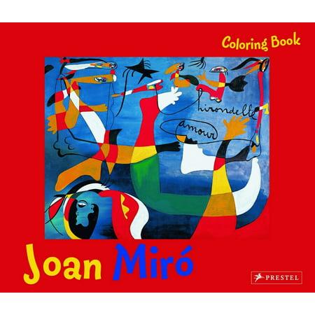 Coloring Book Joan Miro - Joan Miro Ceramics