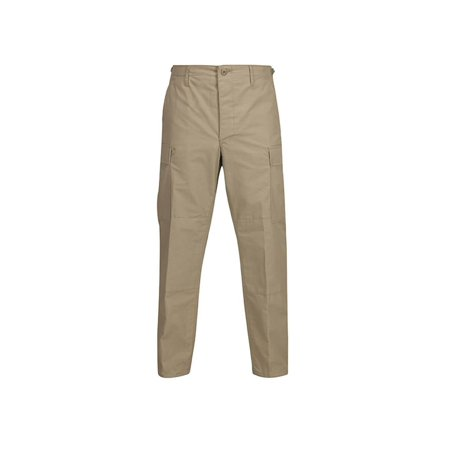 Regular Ripstop Bdu Pants - BDU Military Six Pocket 60% Cotton 40% Poly Button Fly Trouser Pants