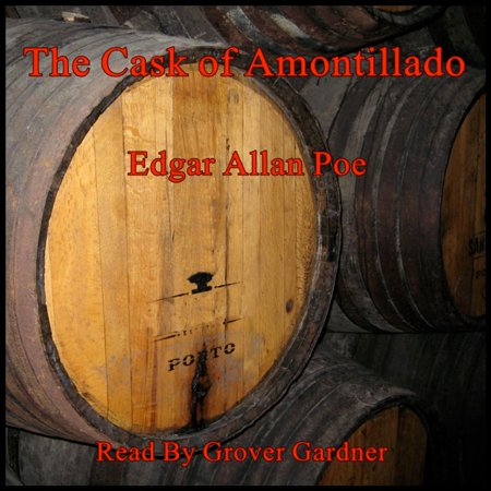The Cask of Amontillado - Audiobook (First Line Of The Cask Of Amontillado)