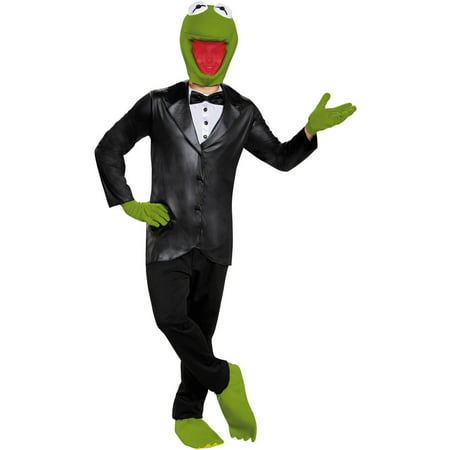 Kermit Deluxe Men's Adult Halloween Costume