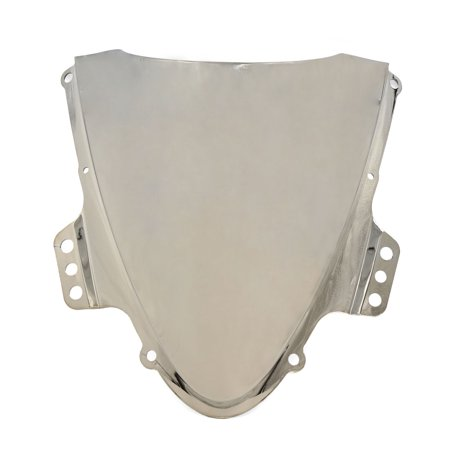 Chrome Plating ABS Plastic Motorcycle Windscreen for 05-06 Suzuki GSXR1000 K5 - image 3 of 3