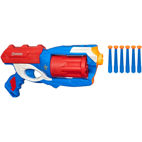 Marvel The Avengers Captain America Brigade Blaster