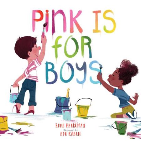Pink Is for Boys (Hardcover)