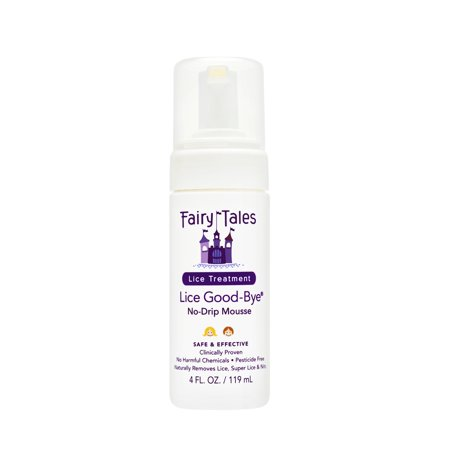Fairy Tales Lice Good Bye Lice Treatment  4 Oz
