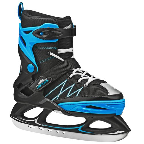 Lake Placid Monarch Boys' Adjustable Ice Skates by Roller Derby Skate Corp.
