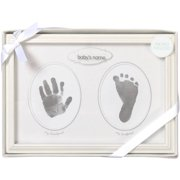 Stepping Stones Baby's First Prints Frame