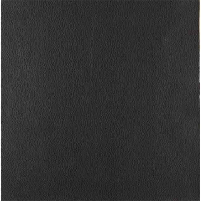 Designer Fabrics G503 54 in. Wide Dark Brown, Upholstery Grade Recycled Leather