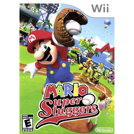 Mario Super Sluggers - Nintendo Selects (Wii)