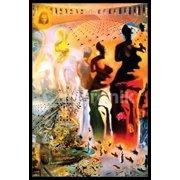 Salvador Dali Hallucinogenic Toreador Poster Poster Print