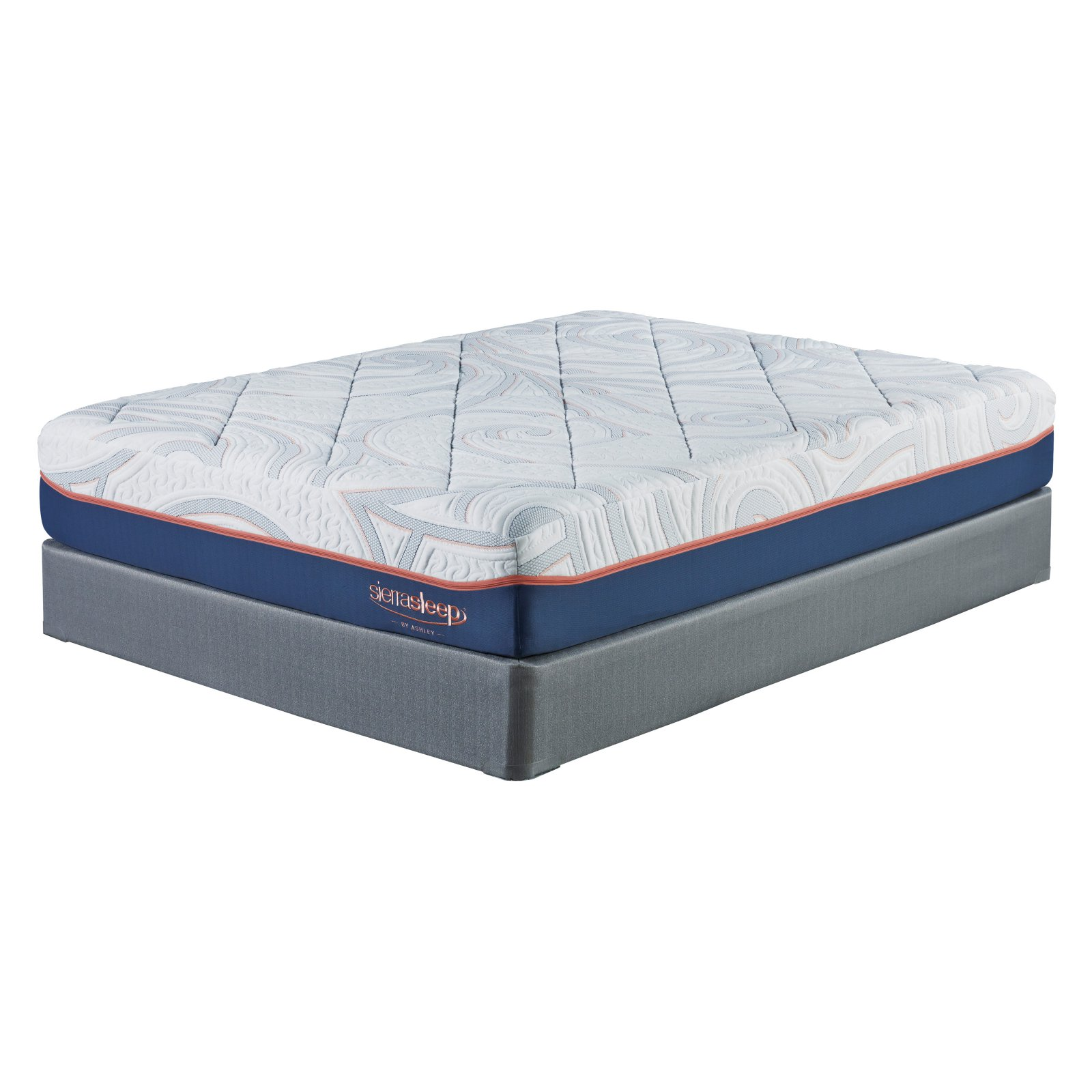 Sierra Sleep by Ashley MyGel 12 in. Memory Foam Mattress