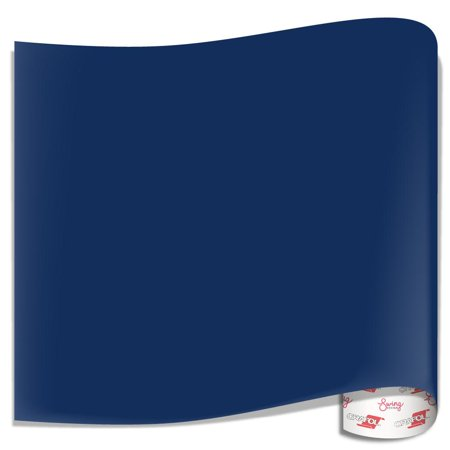 Oracal 651 Glossy Vinyl Sheets - Dark Blue
