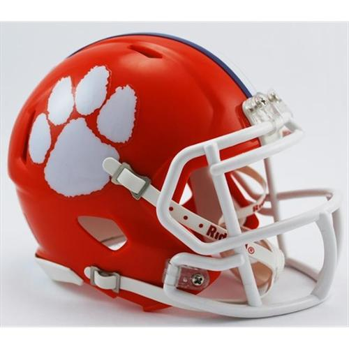 Clemson Tigers Speed Mini Helmet