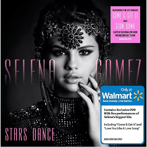 Stars Dance (Deluxe Edition) (Walmart Exclusive) (CD/DVD)