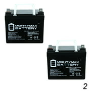 12V 35Ah Pride Mobility Jazzy Select 6 Replacement Battery - 2 Pack