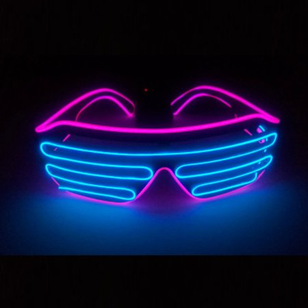 addd570304 Light Up Party Glasses