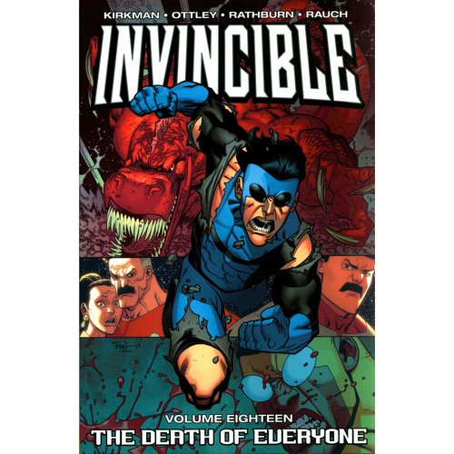Invincible 18: The Death of Everyone