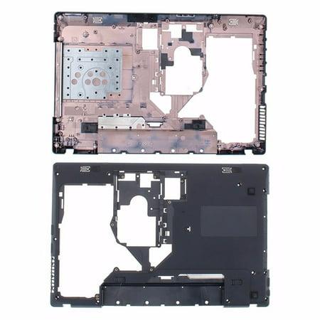 Laptop Bottom Base - Waterproof Bottom Lower Laptop Case Base Cover with  For Lenovo G570 Laptop