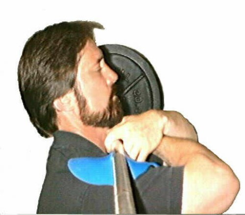 Image of Sting Ray - Front Squat Stabilizer