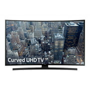 "SAMSUNG 48"" 6700 Series - Curved 4K Ultra HD Smart LED TV - 2160p, 120MR (Model#: UN48JU6700)"