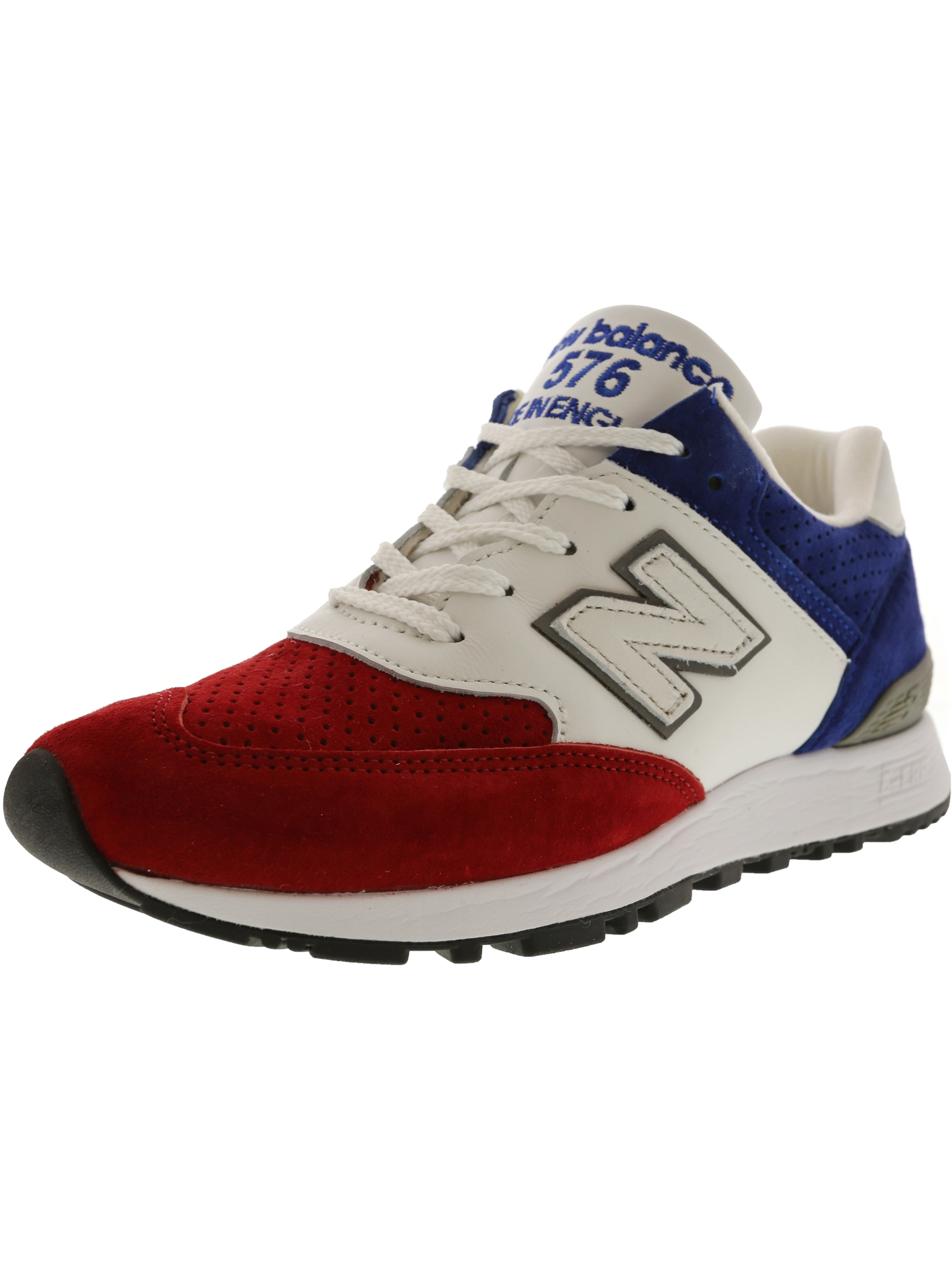 New Balance Women's W576 Rbw Ankle-High Suede Running Shoe - 7M