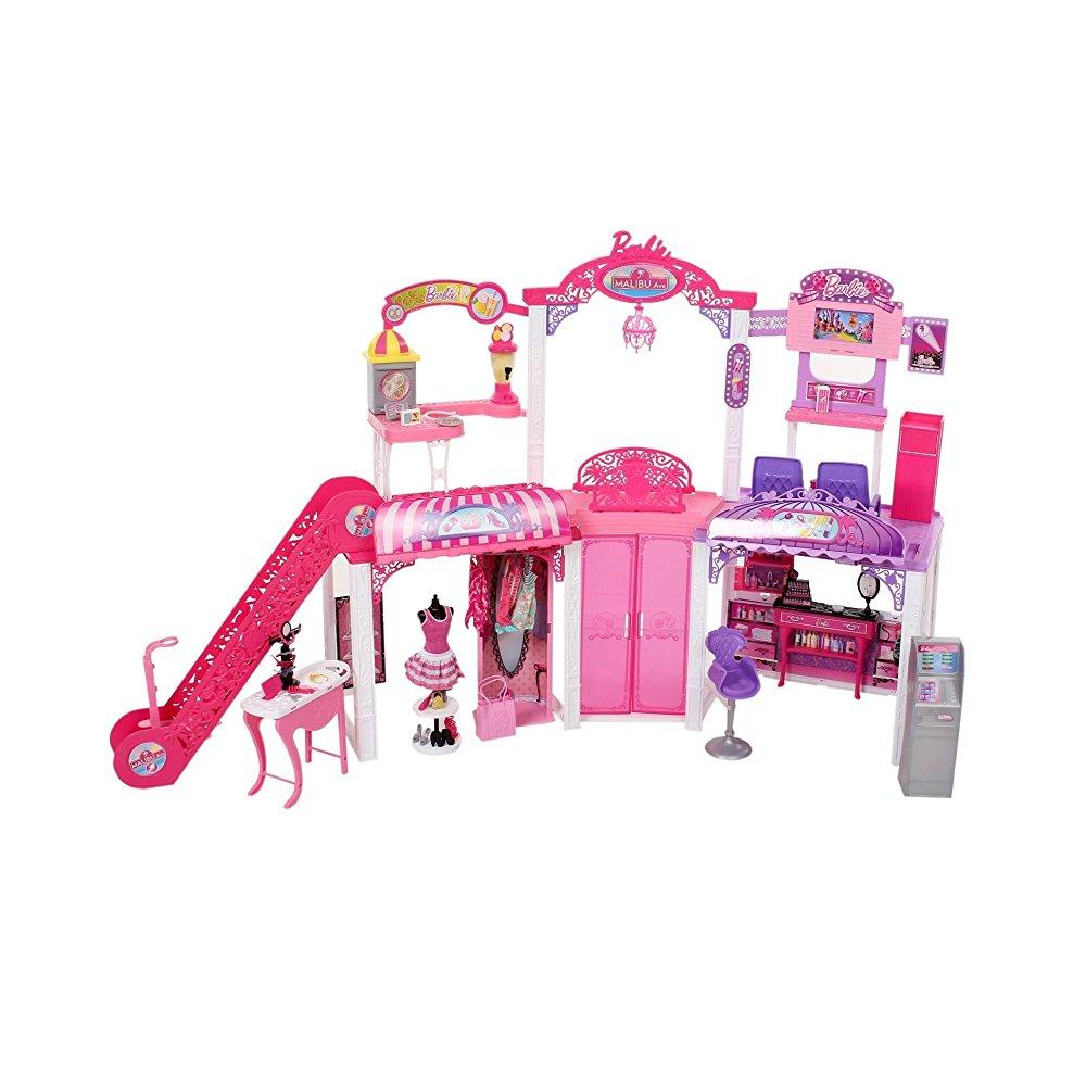 Mattel Barbie Shopping Mall Playset