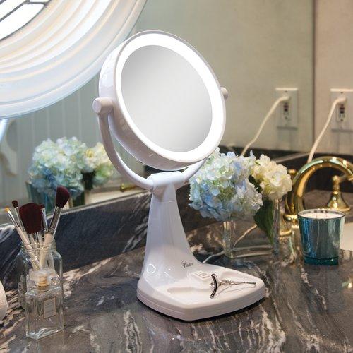 Zadro Zadro Max Bright Sunlight Vanity Mirror Walmart Com