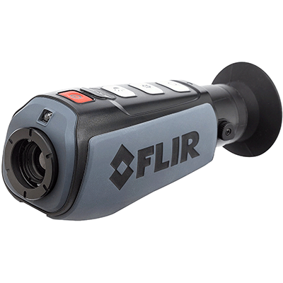 FLIR 432-0009-22-00S Ocean Scout 320 Handheld Thermal Camera with Video Output