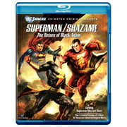 Superman   Shazam!: The Return of the Black Adam (Blu-ray + Digital Copy) by WARNER HOME ENTERTAINMENT