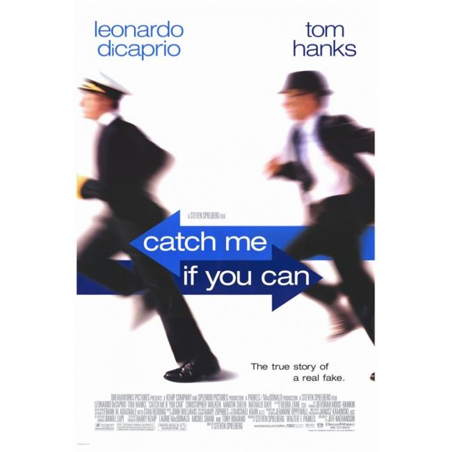 Pop Culture Graphics Movgf8323 Catch Me If You Can Movie Poster Print 44 27 X 40 Walmart Canada