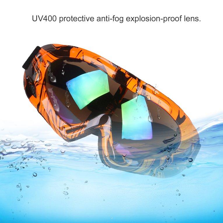 Ski Goggles TS-014 Anti-sand Windproof Ski Glasses Unisex Snowboard Glasses by