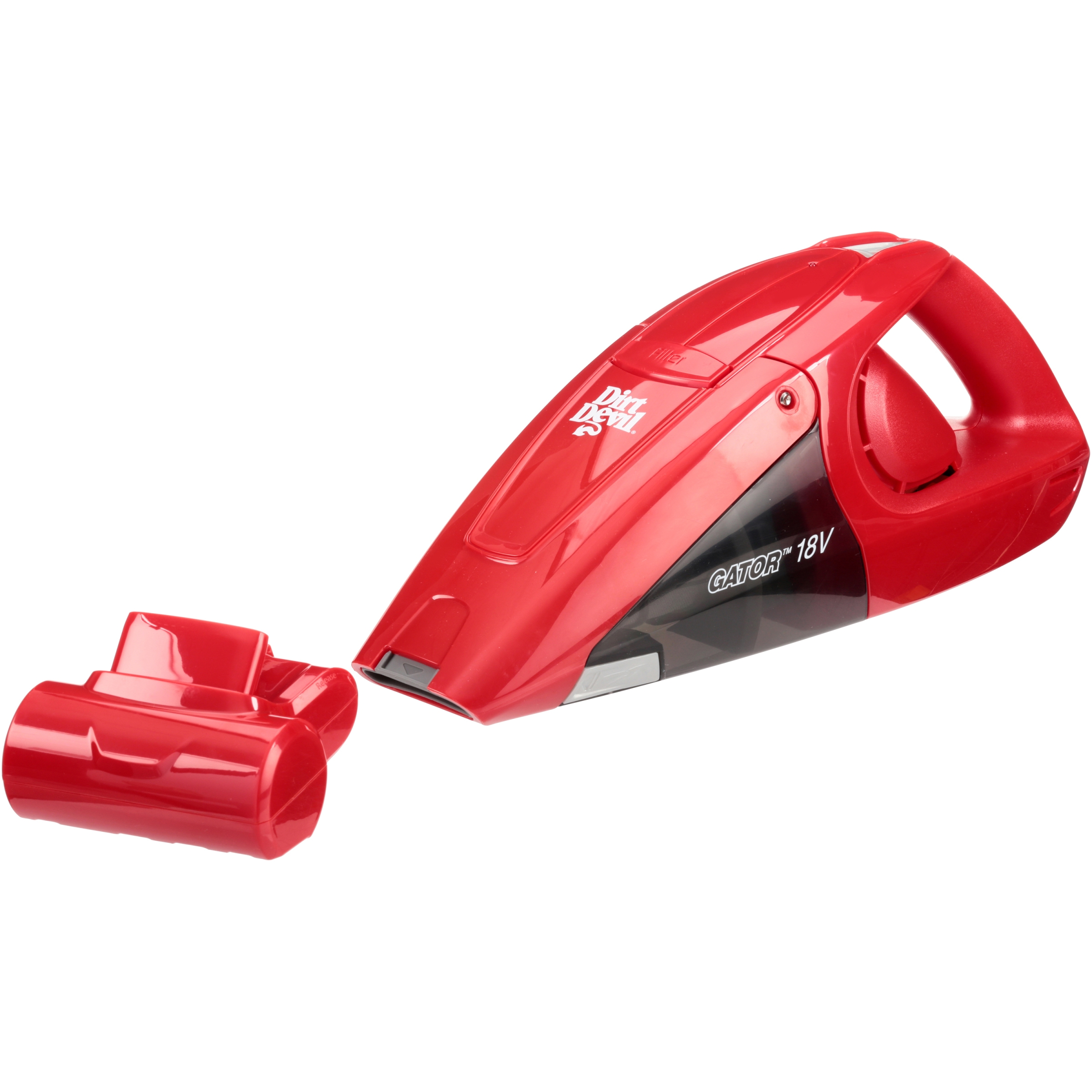 Dirt Devil® Gator™ 18V Cordless Hand Vac with Brushroll