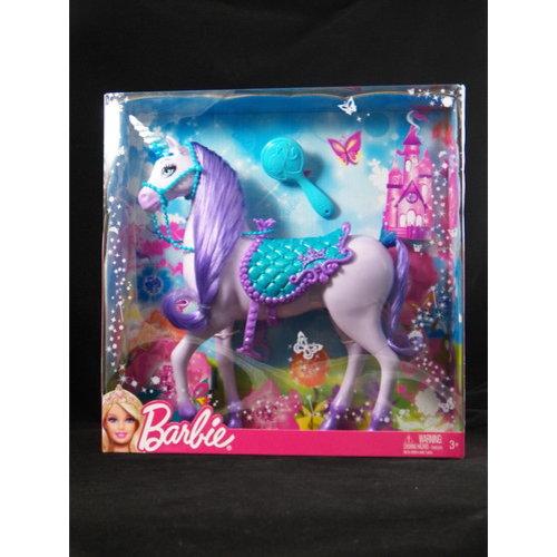 Barbie Princess Unicorn, Purple