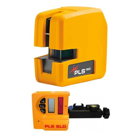 Pacific Laser Systems PLS 180 Red Tool and PLS-60533 SLD Red Line Laser